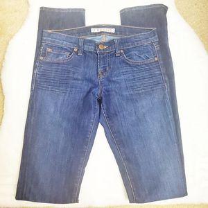 NWOT J BRAND | Skinny Pencil Leg with Split Jeans